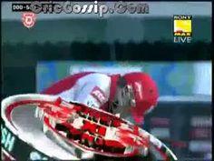 1st Innings KXIP Battibg - MI vs KXIP - Full Match Highlights - DLF IPL 2012 Match 33 April 25 2012