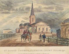 St Jame's Church Sydney
