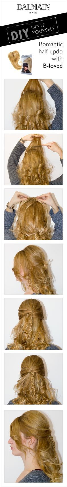 The 17 Best Step By Steps Images On Pinterest Balmain Hair