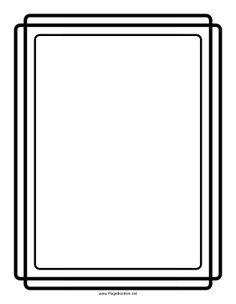 Free certificate borders for word clipart best page borders this black and white border incorporates overlapping rectangular outlines free to download and print yelopaper Image collections