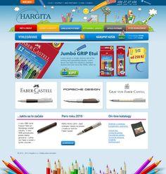 Design pro e-shop Hargita