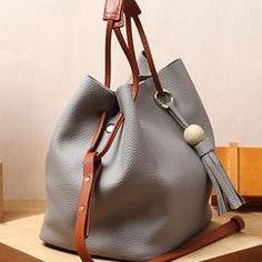 Genuine Leather Handmade Handbag Crossbody Bag Shoulder Bag – Purses And Handbags Crossbody Stylish Handbags, Cheap Handbags, Prada Handbags, Fashion Handbags, Purses And Handbags, Fashion Bags, Luxury Handbags, Cheap Purses, Designer Handbags