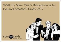 Totally nailing my resolution this year