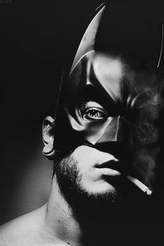 Smokin Batman