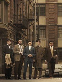 """Madison Square, el entorno de los """"Mad Men"""", se les nombró así a los ejecutivos o publicistas de los 60's que trabajaban en esta zona. """"Mad"""" significaba el diminutivo de """"Madison"""", y """"loco"""" a su vez, de ahí surge el nombre de la serie de Matthew Wiener."""