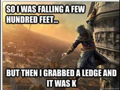 funny stuff | 0815-funny-stuff-07 : Jeremy's House of Funny assassins Creed jokes