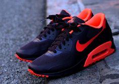 "Nike Air Max 90 Hyperfuse ""Wine/Crimson"" | Complex UK"