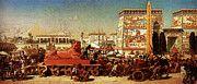 """New artwork for sale! - """" Poynter Sir Edward John Israel In Egypt by Edward John Poynter """" - http://ift.tt/2okVtcr"""