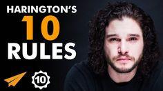"""Risk Going TOO FAR!"" - Kit Harington - Top 10 Rules"