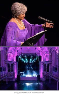 Grace Bumbry/Boscombe Opera House - created via http://pinthemall.net