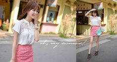 Bonja shop - Korean very girly clothes