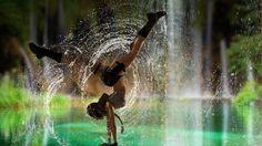 pacific coasts Lara Croft  still more athletic by 7ipper.deviantart.com on @deviantART