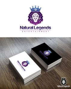 Logo needed for an Entertainment Company named ... Bold, Serious Logo Design by ArtMajesty
