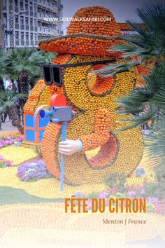 Looking for the best festivals in France? Check out Fete du Citron in Menton France. France Europe, France Travel, Paris France, Packing List For Vacation, Vacation Trips, Menton France, European Breaks, All Over The World, Around The Worlds