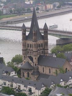 Cologne Cathedral (Dom).  Cologne, Germany.