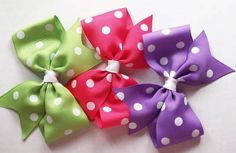 These bows are awesome!