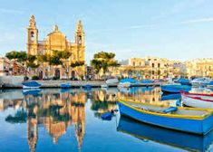 Discover Malta FROM JFK $799 * PER PERSON 5+NIGHTS