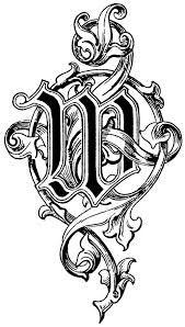 victorian lettering alphabet - Google 検索