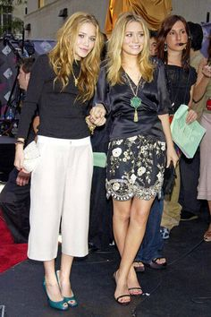 Star Style: Mary-Kate and Ashley Olsen