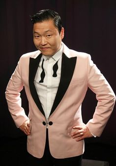 PSY we all know him and if you don't were have you been?