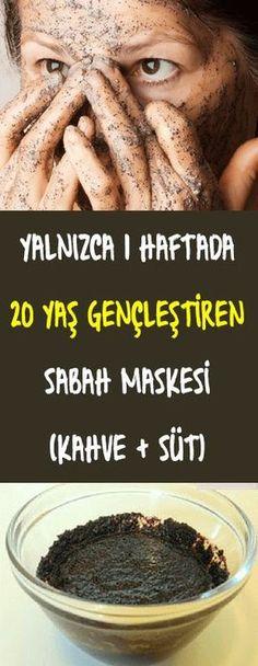 20 Yaş Gençleştiren Maske