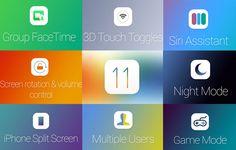 Nous sommes encore au mois du lancement de l'iOS 11, mais nous pouvons maintenant photo dehors comment Apple pourrait mettre en œuvre ses caractéristiques selon la rumeur d'un iPhone, grâce à un concept que vidéo Jacek Ziebaà créé. Voici une Buzz dur internetde ce que le créateur inclus dans... #Apple, #IOS11, #IOS11Concept http://www.socialbuzz.fr/concept-video-de-ios-11-montre-dark-mode-groupe-facetime-renseignements-pourrait-arrive-ios-11/