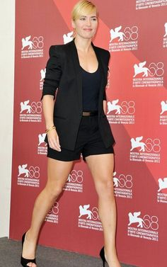 Kate Winslet blazer