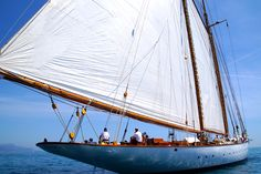 Eleonora - Voiles d'Antibes