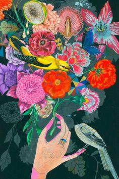 os Achados | Cultura | A Arte de Olaf Hajek
