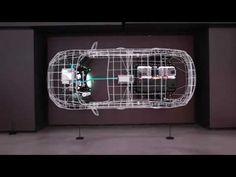Hyundai Showroom - Ventuz - Seoul Korea - YouTube