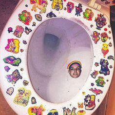 Toilet goals AF! ✨