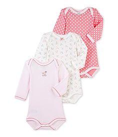 Petit Bateau Baby-Mädchen Body, 3er Pack, ab 24,95 Euro