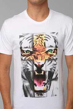 Tiger Cross Tee #urbanoutfitters