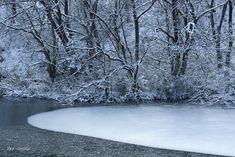 https://flic.kr/p/7AbKF9 | Snowy pond