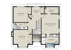 Up of very large house with 4 bedrooms and 2 plants
