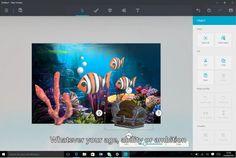 Desain Baru Dari Microsoft Paint Terlihat Keren