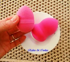 How to clean and decontaminate your makeup sponges.