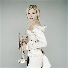 Alison Balsom in Florence (Italy)