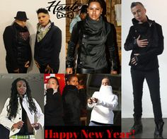 Wishing you a prosperous and wonderful new year! Visit us at HauteButch!  #‎androgynous #‎fashion #‎HauteButchStyle