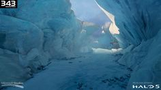 Halo 5 Environment Art, Jonathan Lindblom on ArtStation at https://www.artstation.com/artwork/ayXZ9