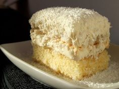 Items similar to Raffaello Cake PDF Recipe on Etsy