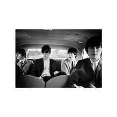 The Beatles,1964 Curt Gunther Exhibition and Sale ❤ liked on Polyvore featuring the beatles, pictures and bands