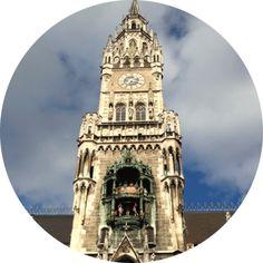 Spaziergang durch München - alles Wichtige auf einen Blick!