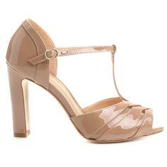 593e3d719b Compre Sandália Luiza Barcelos Tira Trançadas Nude na Zattini a nova loja  de moda online da