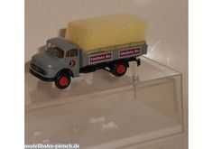 Brekina Sondermodell MB L322 Schultheiss Bier | eBay