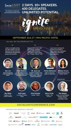SociaLIGHT Conference - September 26 - 27, 2015