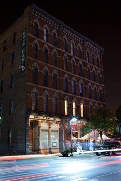 Court Avenue Brewing Company