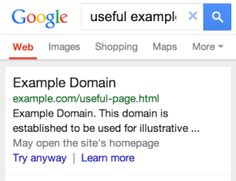 6/4/2014 Google announced new warning messages in search to people using mobile redirect websites.   http://www.telapost.com/mobile-redirect-websites-warning/