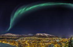 500px 上の Yngve Blomsø の写真 Tromsø City