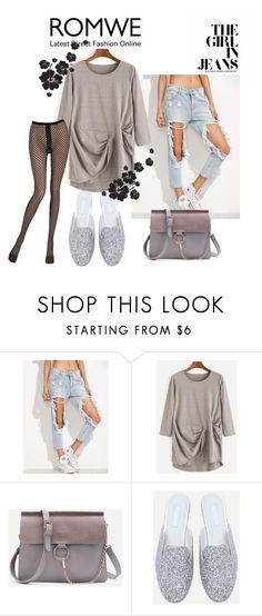 """Romwe contest"" by adancetovic ❤ liked on Polyvore featuring Emilio Cavallini"